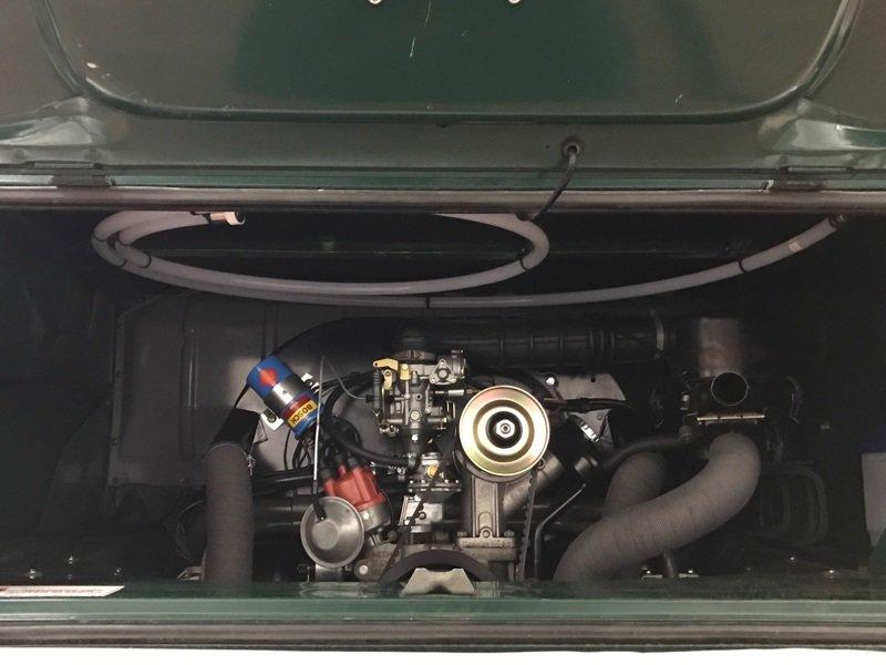 Auto variklių automatinė gesinimo sistema