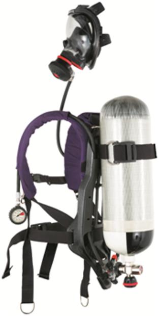Autonominis kvėpavimo aparatas, 6,8 litrų