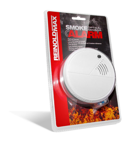 Autonominis dūmų detektorius